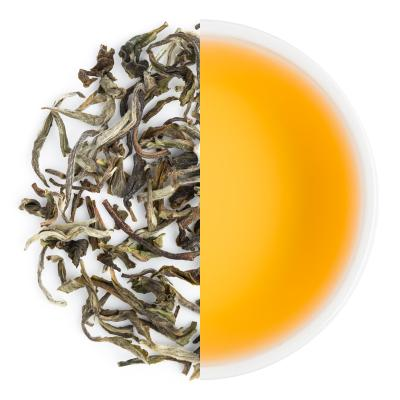 Singbulli Exotic Spring Flowery Oolong Dry Tea Leaves & Liquor