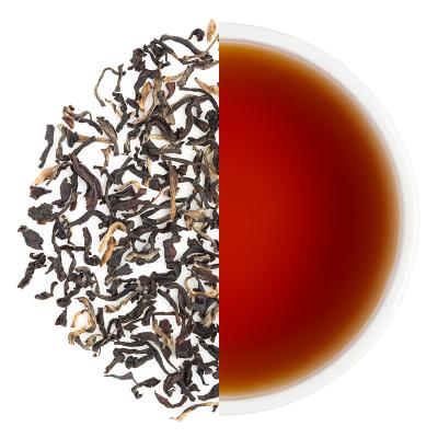 Chubwa Classic Summer Black Dry Tea Leaves & Liquor