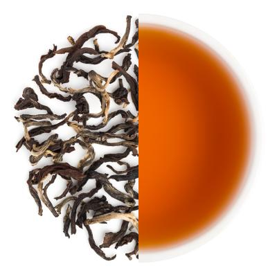 Darjeeling Classic Summer Clonal Black Dry Tea Leaves & Liquor