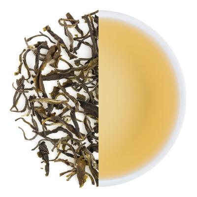 Jasmine Earl Grey Dry Tea Leaves & Liquor