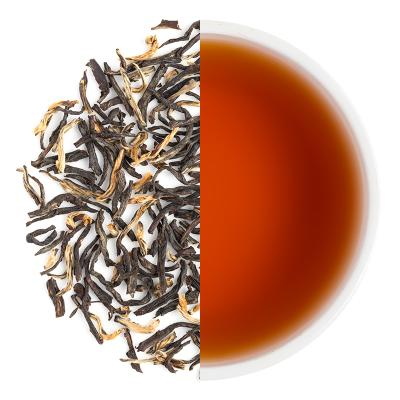 Halmari Special Summer Black Dry Tea Leaves & Liquor