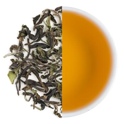 Mission Hill Classic Spring Darjeeling Black Dry Tea Leaves & Liquor