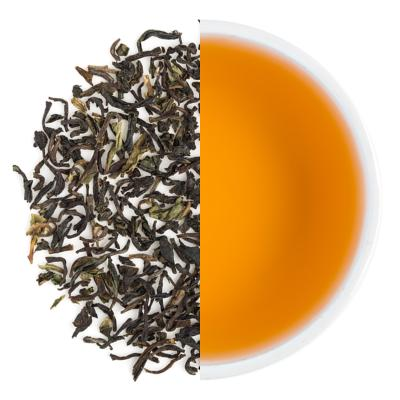 Wah Classic Spring Black Dry Tea Leaves & Liquor