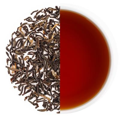 Zaloni Classic Summer Assam Black Dry Tea Leaves & Liquor