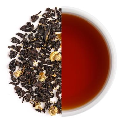 Chamomile Ray Dry Tea Leaves & Liquor