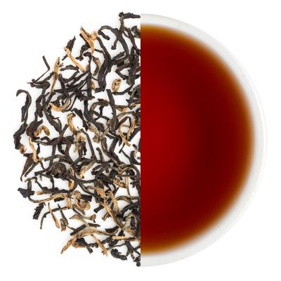 Classic Earl Grey Dry Tea Leaves & Liquor