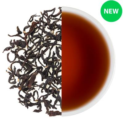 Giddapahar Special Muscatel Black Dry Tea Leaves & Liquor