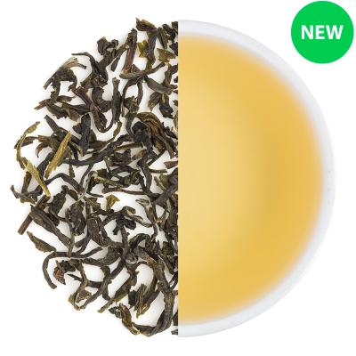 Barnesbeg Special Summer Green Dry Tea Leaves & Liquor