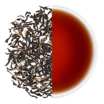 Chota Tingrai Classic Spring Black Dry Tea Leaves & Liquor