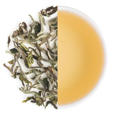 Margaret's Hope Exotic Spring White Tea Leaves & Liquor