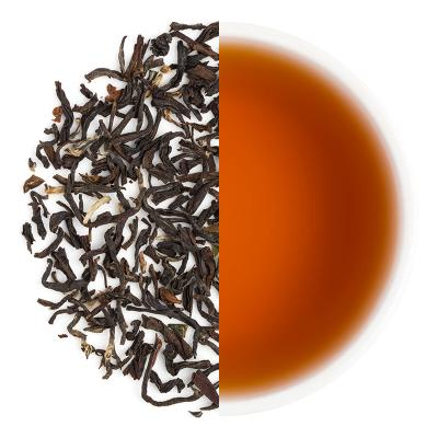 Darjeeling Classic Summer Muscatel Black Dry Tea Leaves & Liquor