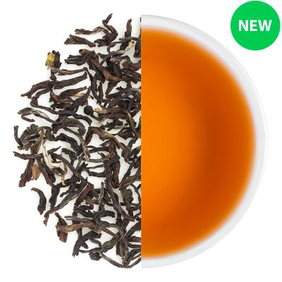 Castleton Exotic Summer Muscatel Black Dry Tea Leaves & Liquor