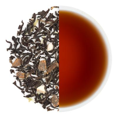 Spice Wreath Chai Dry Tea Leaves & Liquor