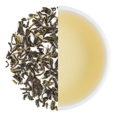 Selim Hill Classic Summer Green Dry Tea Leaves & Liquor