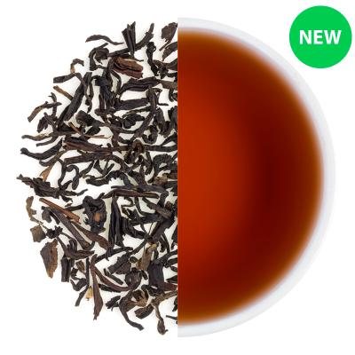 Lopchu Flowery Orange Pekoe Black Dry Tea Leaves & Liquor