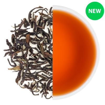 Oaks Classic Summer Chinary Black Dry Tea Leaves & Liquor
