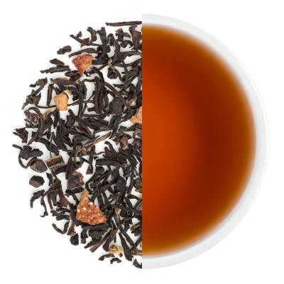 Coco Berry Dry Tea Leaves & Liquor
