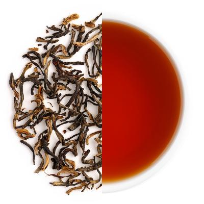 Chota Tingrai Classic Summer Black Dry Tea Leaves & Liquor