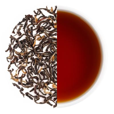 Basmatia Special Summer Black Dry Tea Leaves & Liquor