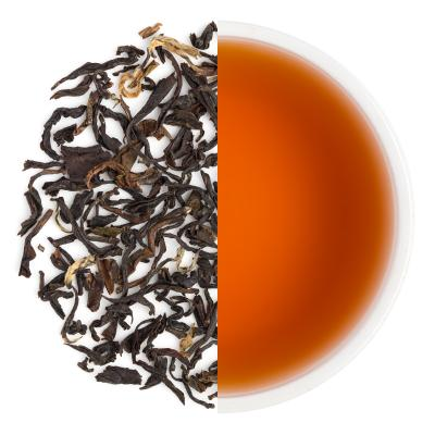 Selimbong Special Summer Chinary Black Dry Tea Leaves & Liquor