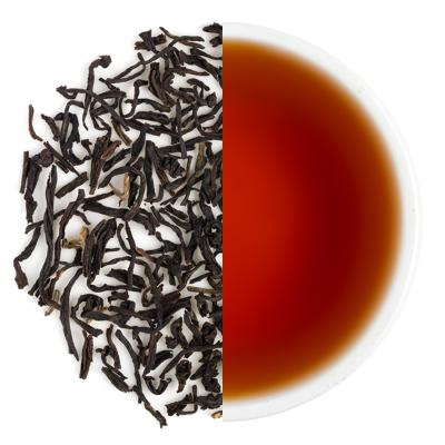 English Breakfast Dry Tea Leaves & Liquor