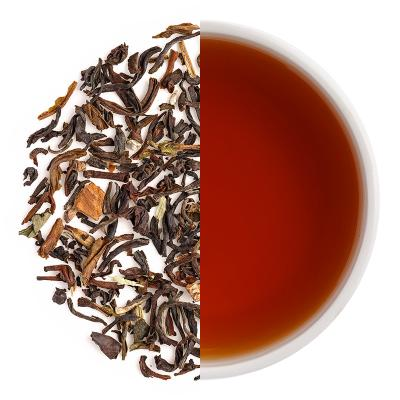 Ember Spice Chai Dry Tea Leaves & Liquor