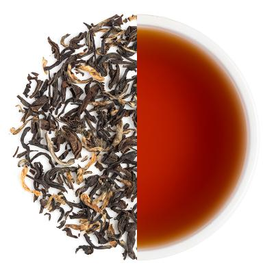 Mouling Classic Summer Black Dry Tea Leaves & Liquor