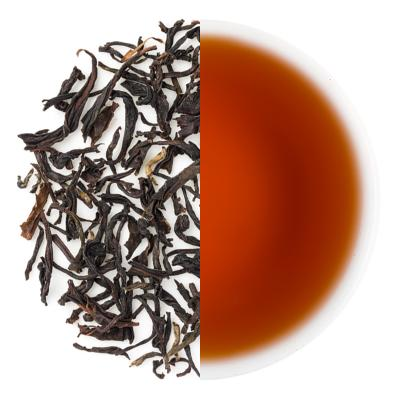 Jungpana Classic Autumn Darjeeling Black Dry Tea Leaves & Liquor