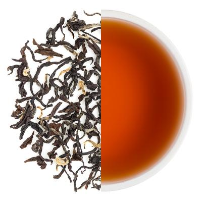 Sungma Classic Summer Muscatel Black Dry Tea Leaves & Liquor
