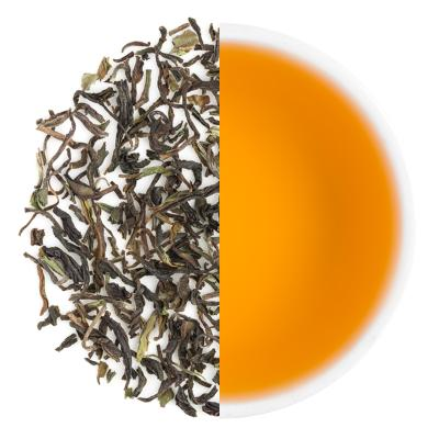 Goomtee Classic Spring Black Dry Tea Leaves & Liquor