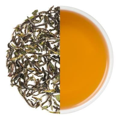 Antu Valley Classic Spring Black Dry Tea Leaves & Liquor