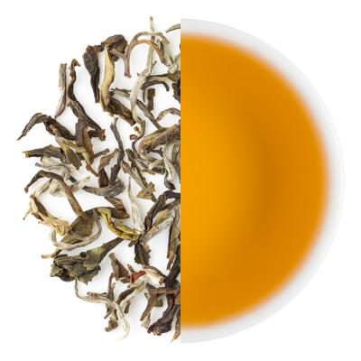 Blossom Earl Grey Dry Tea Leaves & Liquor