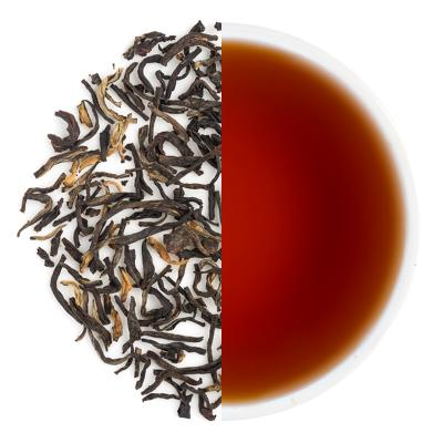 Imperial Assam Dry Tea Leaves & Liquor