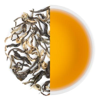 Doomni Exotic Summer Oolong Dry Tea Leaves & Liquor