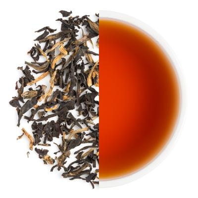 Mangalam Gold Summer Black Dry Tea Leaves & Liquor