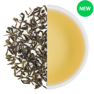 Deha Special Summer Green Dry Tea Leaves & Liquor