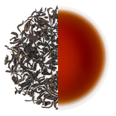 Lopchu Golden Orange Pekoe Black Dry Tea Leaves & Liquor