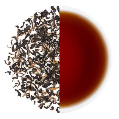 Assam Sunshine Summer Black Dry Tea Leaves & Liquor