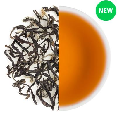 Red Arbor Dry Tea Leaves & Liquor