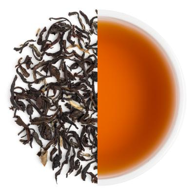 Goomtee Special Summer Muscatel Black Dry Tea Leaves & Liquor