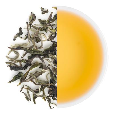 Margaret's Hope Moonlight Spring White Dry Tea Leaves & Liquor