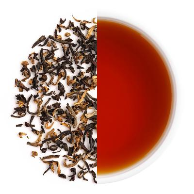 Imperial Breakfast Dry Tea Leaves & Liquor