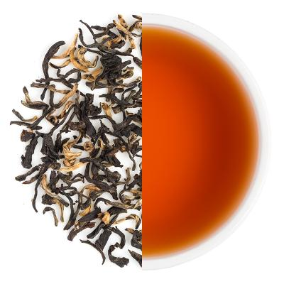 Doomni Special Summer Black Dry Tea Leaves & Liquor