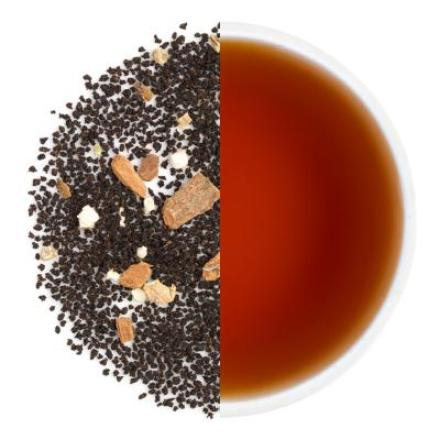 Earl Grey Chai Dry Tea Leaves & Liquor