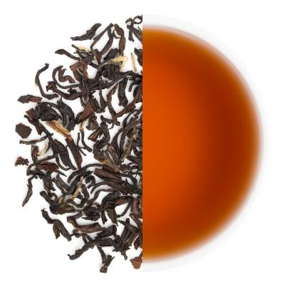 Darjeeling Special Summer Muscatel Black Dry Tea Leaves & Liquor