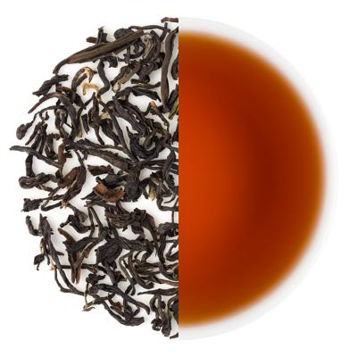Goomtee Classic Autumn Darjeeling Black Dry Tea Leaves & Liquor
