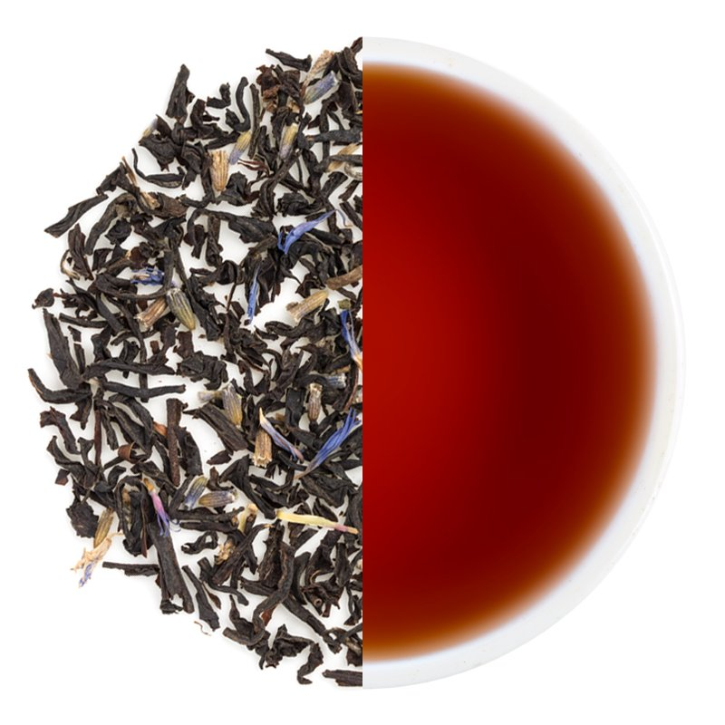 Today's Tea – Lavender Earl Grey