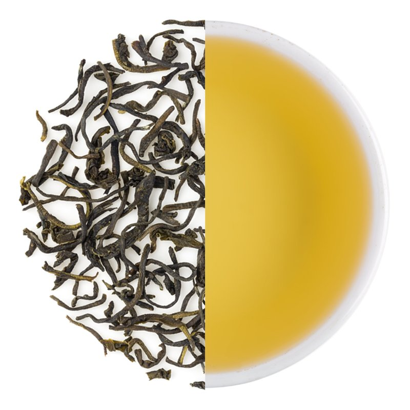 Pascoe's Woodlands Special Winter Frost Green Tea